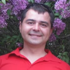 Mykola felhasználói profilja