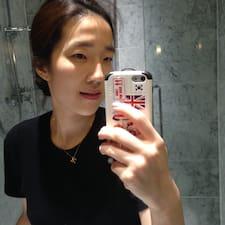 Profil utilisateur de Jackie Yoon Kyong