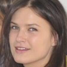 Yevheniya User Profile