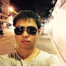 Профиль пользователя 潇冰