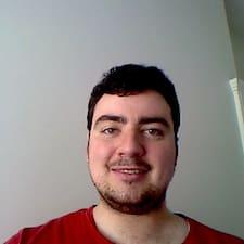 Tasman felhasználói profilja