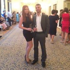 Santino & Kseniya User Profile
