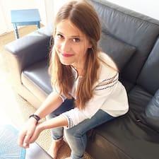 Mimi Maria felhasználói profilja