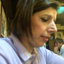 โพรไฟล์ผู้ใช้ Maria Giuseppina