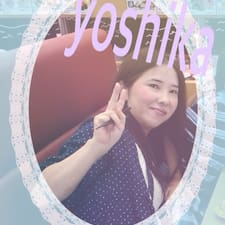 Profil utilisateur de Yoshika