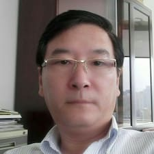 Användarprofil för Yanjun