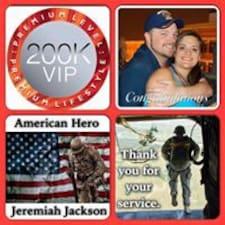 Profil utilisateur de Jeremiah