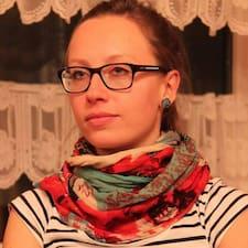 Stepanka User Profile