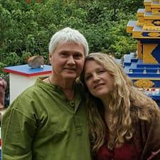 Karen & Tony - Uživatelský profil