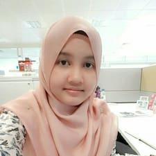 Profil Pengguna Nur