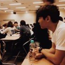 Profilo utente di Jaejoon
