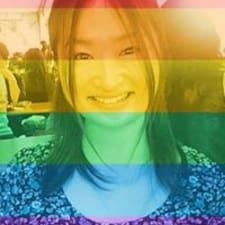 Profil utilisateur de Yukako