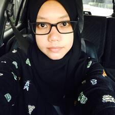 Nurul Ain User Profile