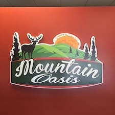 Mountain Oasis is the host.