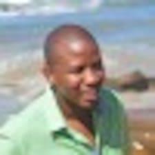 Kudzaishe felhasználói profilja