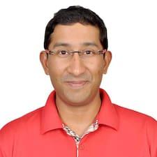 Aditya felhasználói profilja