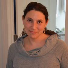Användarprofil för Anne Marie