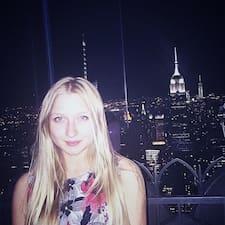 Viktoryia User Profile