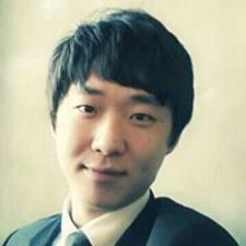 Donghyeon的用戶個人資料