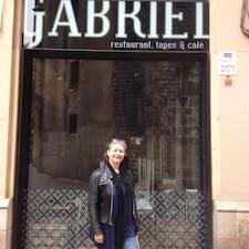 Nutzerprofil von Gabriele