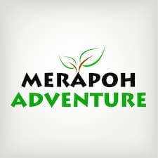 Användarprofil för Merapoh