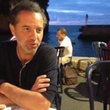 Henkilön Gianfranco käyttäjäprofiili