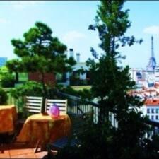 Tour Eiffel Terrasse Tony User Profile