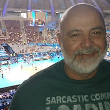 Profil utilisateur de Antonio Alberto