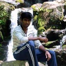 Perfil de usuario de Saravanan