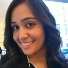 Sharmeela User Profile