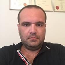 Профиль пользователя Kostas