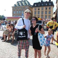 Jesper & Elin Brukerprofil