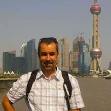 Mark - Uživatelský profil