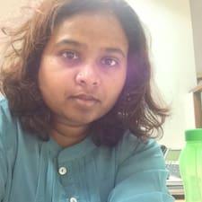 Naimisha User Profile