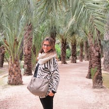 Maria Dolores - Uživatelský profil