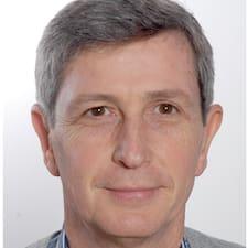 โพรไฟล์ผู้ใช้ Jean-Christophe