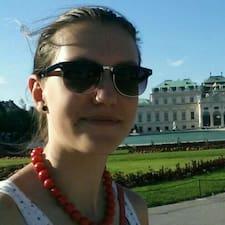 โพรไฟล์ผู้ใช้ Kristýna