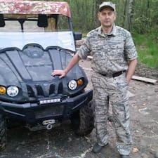 Perfil do utilizador de Сергей Леонидович