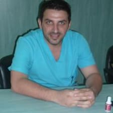 Ilija User Profile