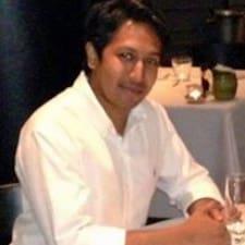 Profil utilisateur de Rizwan
