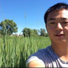 Profil utilisateur de Yongxin