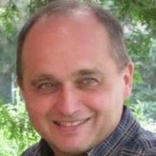 Nutzerprofil von Gérald