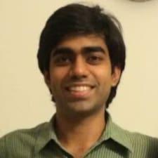 Gebruikersprofiel Arnav
