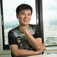 Profil utilisateur de He Jie