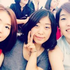 Gebruikersprofiel Min Kyung (Liz)