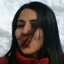 Profil utilisateur de Malvika