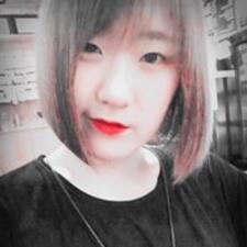 Eun Bi felhasználói profilja