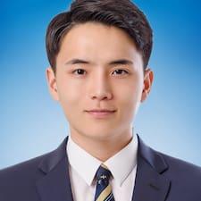 Perfil do usuário de Kyungjun