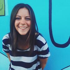 Lizzy felhasználói profilja