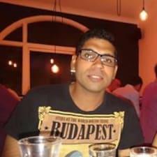 Profil korisnika Vinayak